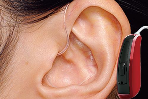 外耳道レシーバー型