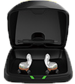 スターキー livioシリーズ耳あな型補聴器